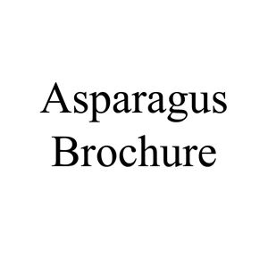 Picture of Asparagus Brochure
