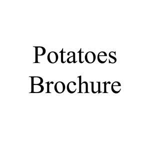 Picture of Potato Brochure