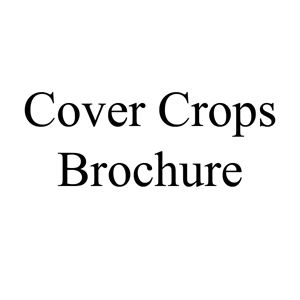 Picture of Cover Crop Guide